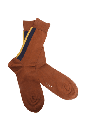marni socks with two coloured bands