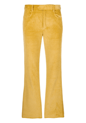 Isabel Marant corduroy trousers - Yellow