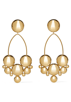 Isabel Marant - Gold-plated Earrings - one size