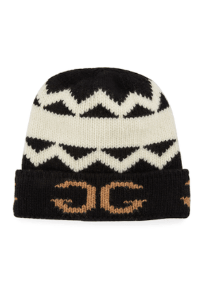 98bc3e46a Gucci. Men's Jewel-Trim New York Yankees-Applique Beanie Hat. $530. Men's  Peruss Logo-Knit Beanie Hat