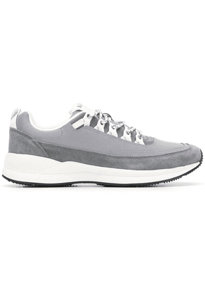 A.P.C. lace-up sneakers - Grey
