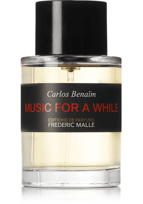 Frederic Malle - Music For A While Eau De Parfum, 100ml - one size