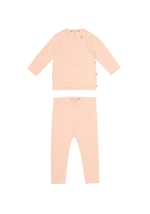 Cotton shirt and pant set