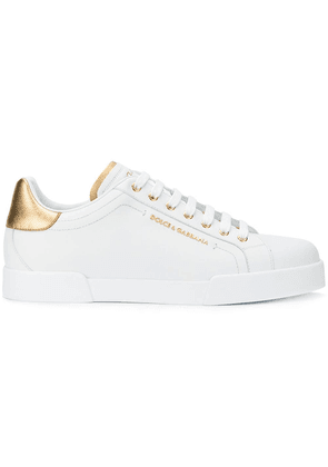 Dolce & Gabbana low-top sneakers - White