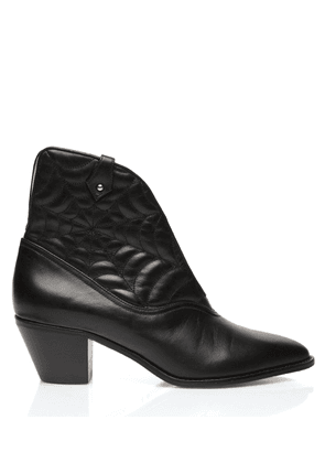 Charlotte Olympia Boots Women - COURTNEY BLACK CALF 36,5