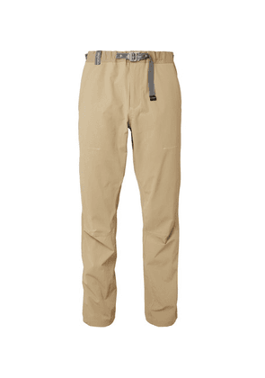And Wander - Nylon-blend Shell Trousers - Beige