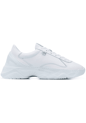 Filling Pieces Low Meno Shuttle Ixion sneakers - White