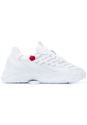 Filling Pieces Low Shuttle Orion sneakers - White