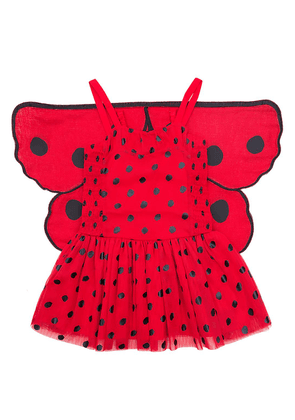 Stella McCartney Kids Ladybug dress
