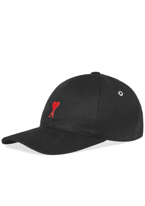 AMI Embroidered Heart Logo Cap