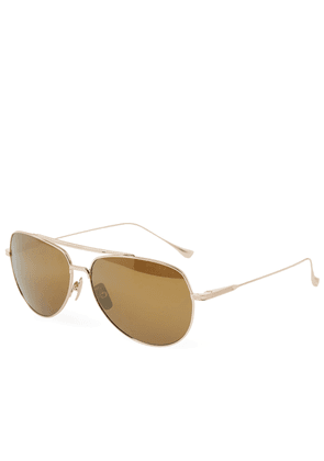 c778f1f35d Dita Flight.004 Sunglasses 12K Gold   Dark Brown