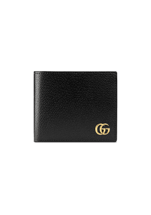 Gucci GG Marmont leather coin wallet - Black