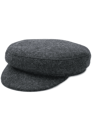 Isabel Marant baker-boy hat - Grey