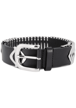 Isabel Marant Tehora embellished belt - Black