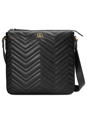 Gucci GG Marmont messenger bag - Black