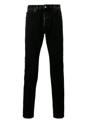 Valentino slim-fit jeans - Black