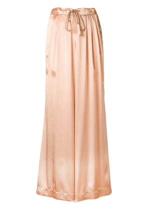 Forte Forte wide leg trousers - Pink