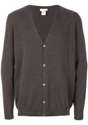 Avant Toi knitted cardigan - Brown