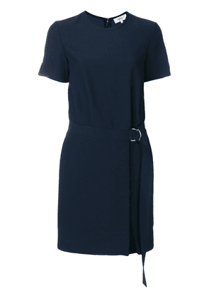 Carven belted dress - Blue