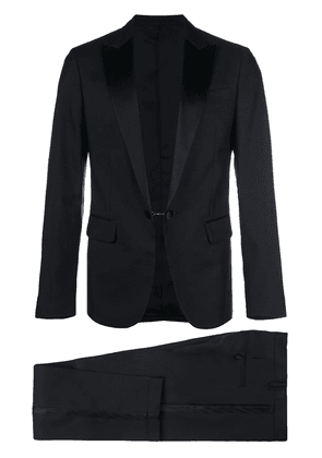 Dsquared2 Tuxedo single-breasted suit - Black
