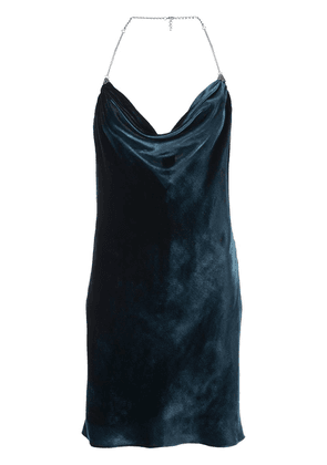 Cinq A Sept Anika cowl neck dress - Blue