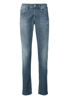 Dondup mid-rise jeans - Blue