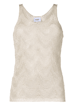 Dondup knitted top - Neutrals