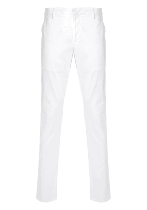 Dondup slim-fit chinos - White
