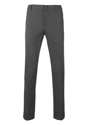 Dondup tapered chino trousers - Black