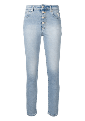 Iro buttoned skinny jeans - Blue