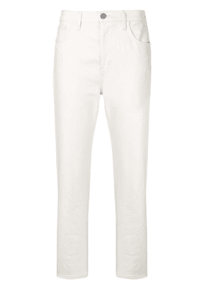 Current/Elliott vintage-fit slim jeans - Neutrals