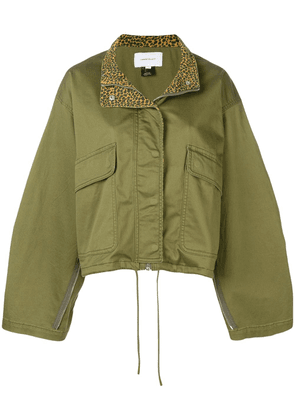 Current/Elliott Infantry jacket - Green
