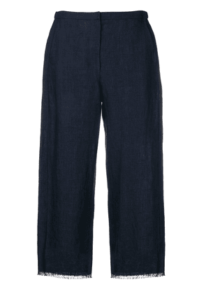'S Max Mara cropped trousers - Blue