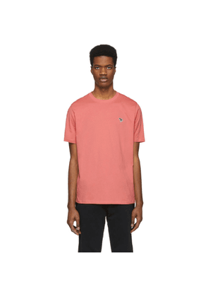 PS by Paul Smith Pink Zebra T-Shirt