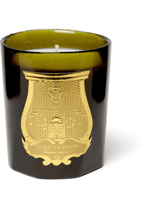 Cire Trudon - Ernesto Tobacco And Leather Scented Candle, 270g - Green