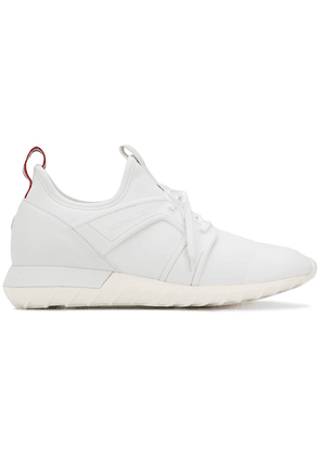 Moncler lace up sneakers - White