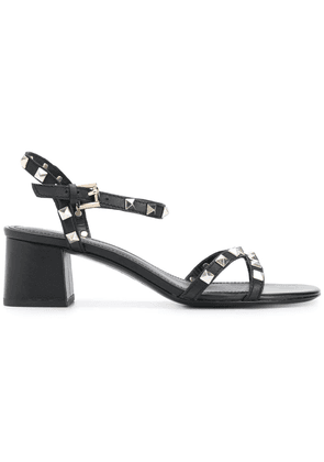 Ash Iggy sandals with studs - Black