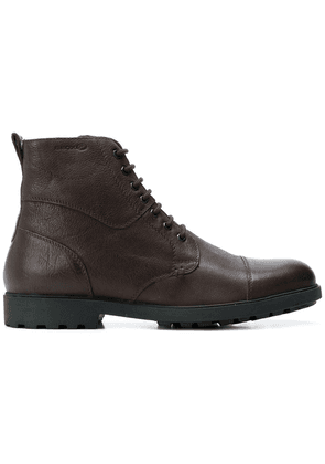 Geox ankle high boots - Brown