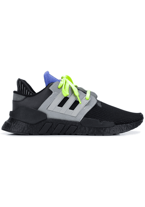 Adidas EQT Support 91/18 trainers - Black