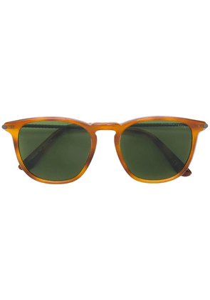Bottega Veneta Eyewear Havana acetate sunglasses - 2985