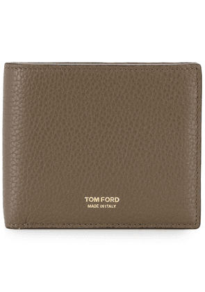 Tom Ford classic small wallet - Brown