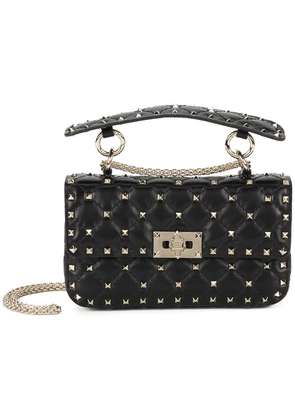 Valentino small Garavani Rockstud crossbody bag - Black