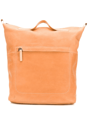 Ally Capellino small Hoy backpack - Neutrals