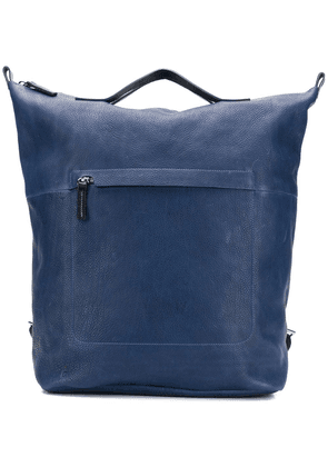 Ally Capellino large Hoy backpack - Blue