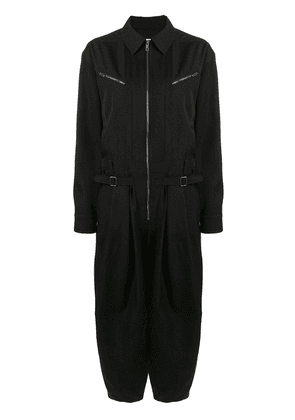 Givenchy masculine fit jumpsuit - Black