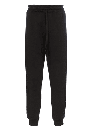 Haider Ackermann Embroidered sweatpants - Black