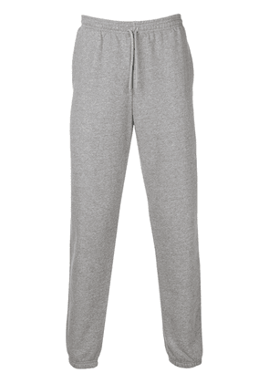 A.P.C. elasticated waist trousers - Grey