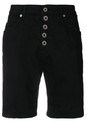Dondup short denim shorts - Black