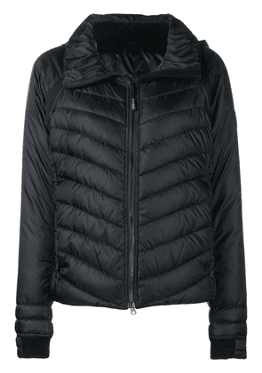 Canada Goose quilted padded jacket - Black