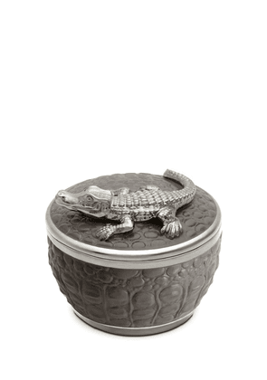 Crocodile Textured Scented Candle